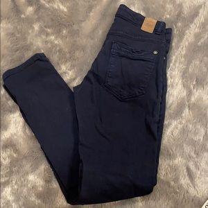 Zara Boys Skinny jeans size 9